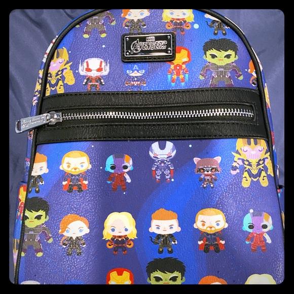 Loungefly Handbags - Avengers Loungefly Backpack
